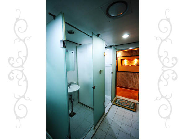 샤워실&화장실