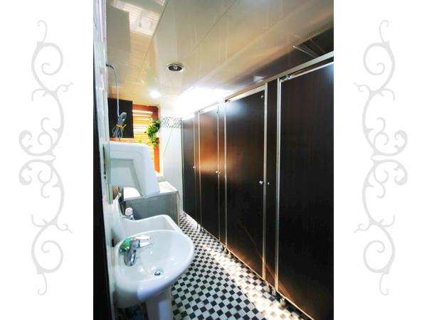 공동샤워실 & 화장실 & 세탁실