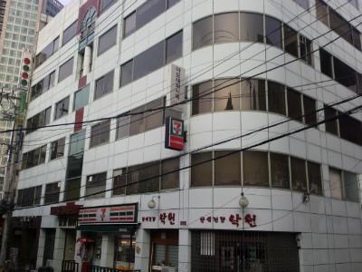 경동빌딩 건물 전경사진